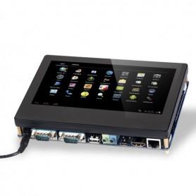 """برد کاربردی صنعتی Tiny210V2/Smart210 Cortex-A8 به همراه """"LCD7 و تاچ خازنی"""
