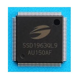 SSD1963QL9 درایور LCD4.3 و LCD7