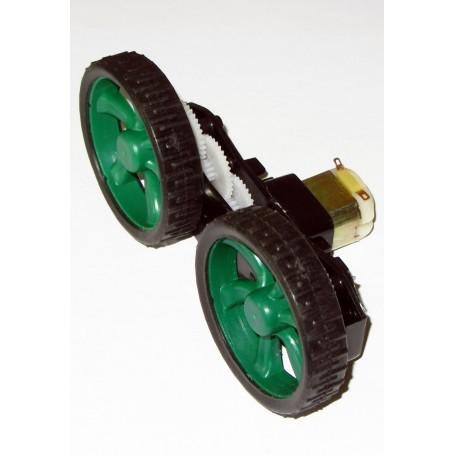 موتور گیربکس و چرخ اسپورت مخصوص ربات