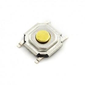 تک سوئیچ 4 پایه 4x4x1.5 SMD بسته 10 تایی