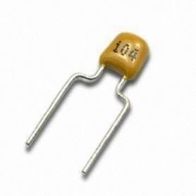 خازن مولتی لایر 220 نانو فاراد 224 - بسته 10 تایی