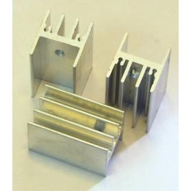هیت سینک آلومینیومی 1.4x2.5x1.6