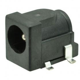 جک آداپتور مادگی SMD سایز استاندارد DC00500 بسته 10 تایی