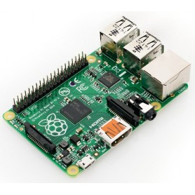 رسپبری پای - رزبری پای مدل جدید Raspberry Pi B+ Rev2.0 512 RAM