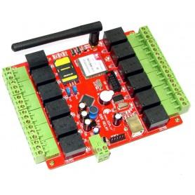 دستگاه کاربردی صنعتی SMS کنترلر