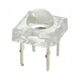 LED سوپرفلکس SuperFlux آبی تایوانی بسته 10 تایی