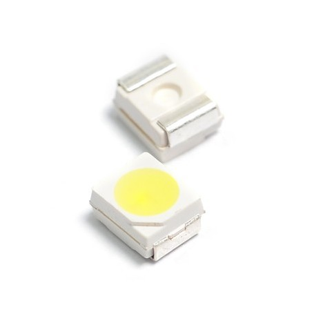 SMD LED سبز پکیج 3528 - 1210 بسته 50 تایی