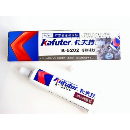 چسب سیلیکون قوی 80 گرمی مارک Kafuter مدل K-5202