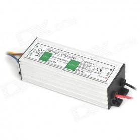 درایور 30W LED Driver فلزی-ضد آب