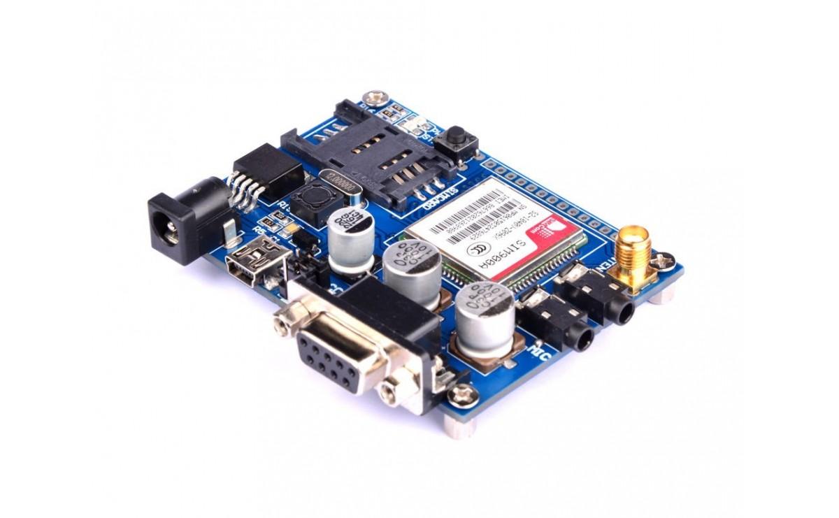 برد کاربردی-صنعتی GSM SIM900 Rev.C