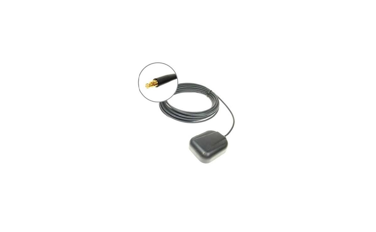 آنتن GPS اکتیو با کابل 3 متری سر فیش MCX