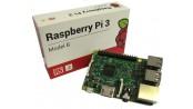 برد رسپبری پای 3 Raspberry pi 3 model B UK تولید انگلستان - 1,650,000ریال