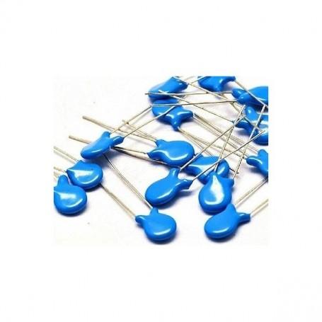 خازن سرامیکی 1nf 3KV بسته 10 تایی
