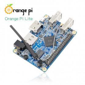 برد چهار هسته ای orange pi lite با قابلیت بوت کردن Android / Linux - دارای WiFi داخلی