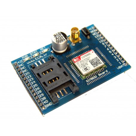 برد راه انداز SIM800