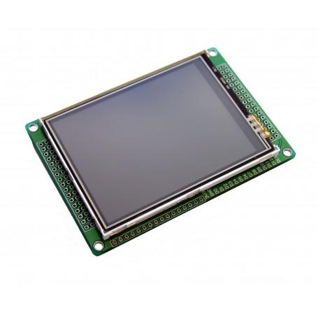 """ماژول نمایشگر تمام رنگی """"LCD TFT 3.2 کامل به همراه LCD و تاچ اسکرین"""