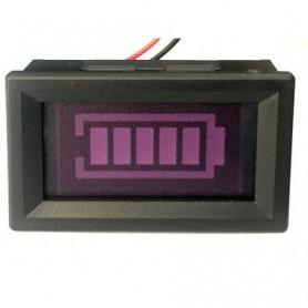ماژول نمايشگر سطح شارژ باترى 12V روپنلی