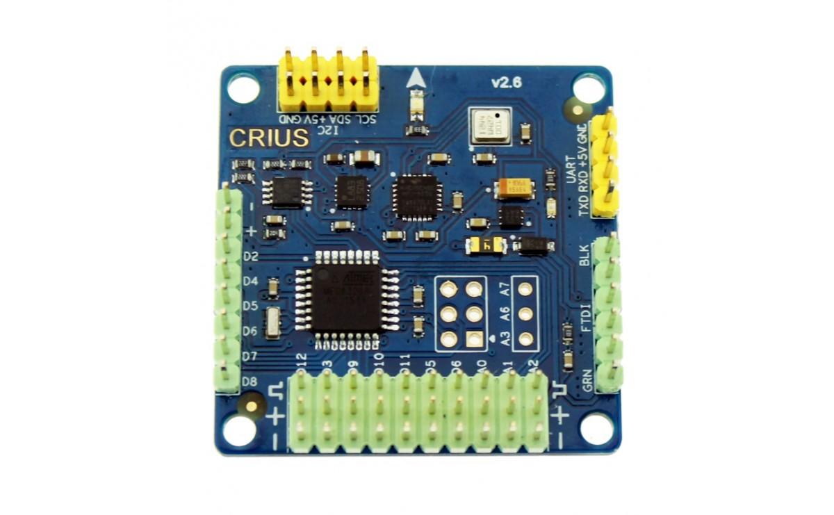 فلایت کنترل MWC 2.6 ساخت شرکت MultiWii