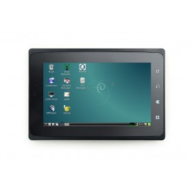 نمایشگر 7 اینچ X710 دارای تاچ خازنی ورژن جدید