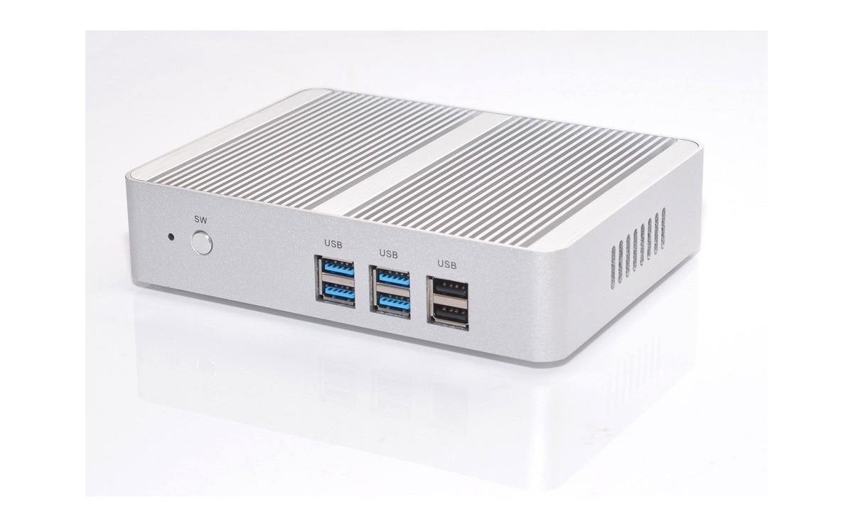 مینی کامپیوتر  Mini PC N3150 رم 2G و SSD 24G