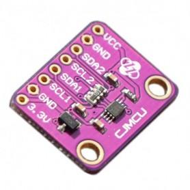 ماژول مبدل ولتاژ دو طرفه PCA9306 مناسب برای ارتباطات I2C / SMBus محصول CJMCU