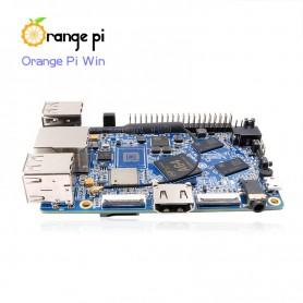 برد چهار هسته ای Orange Pi Win