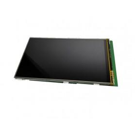 ماژول 4.7 LCD اینچ رزولیشن 480x272 با تاچ مقاومتی