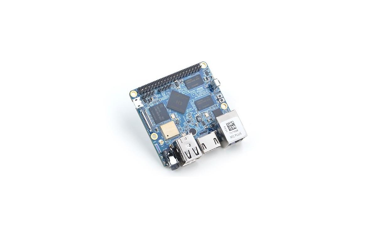 برد NanoPi M1 Plus رم 1GB حافظه داخلی 8GB بلوتوث و WiFi داخلی