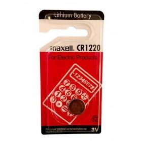 باتری سکه ای 3 ولت CR1220 مارک Maxell