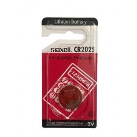 باتری سکه ای 3 ولت CR2025 مارک Maxell