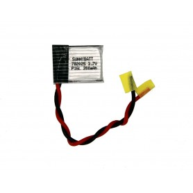 باتری لیتیوم پلیمر 3.7v ظرفیت 200mAh مرغوب مارک SUNNYBATT