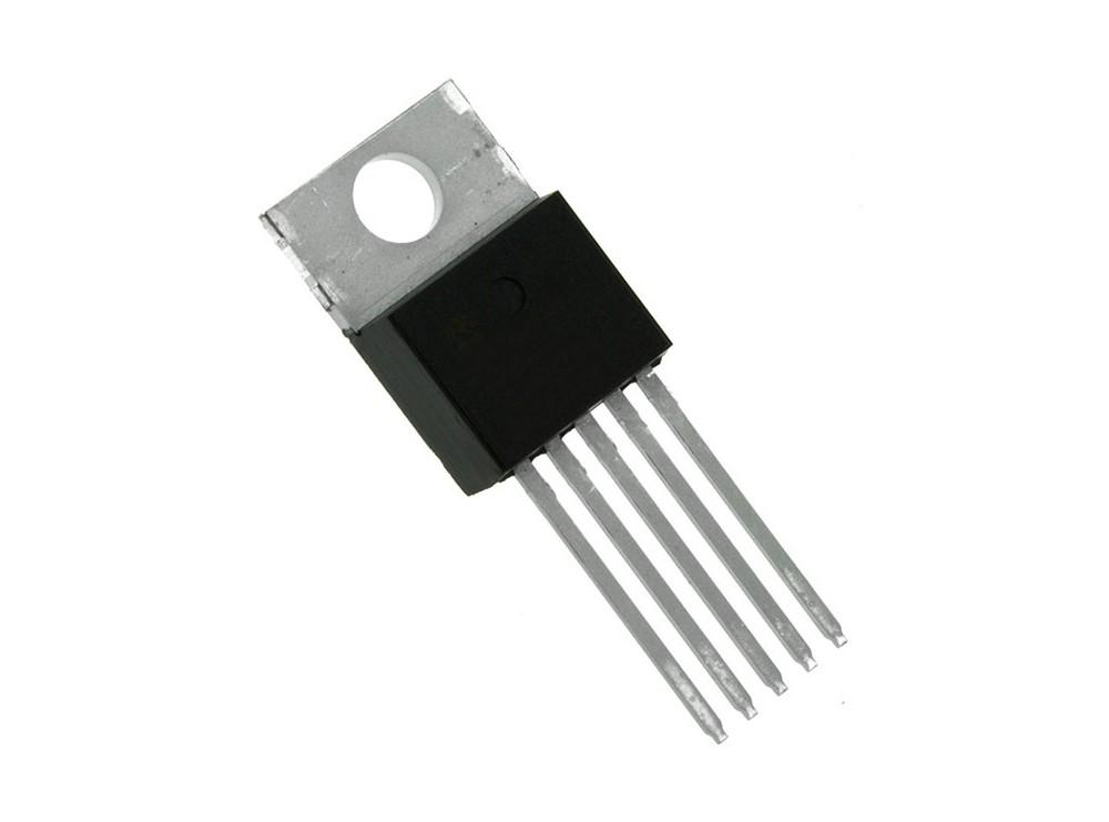 رگولاتور 3.3+ولت LM2576T پکیج TO-220-5