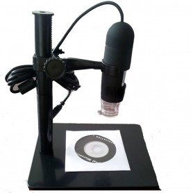 میکروسکوپ دیجیتال 1000X USB Digital Microscope پایه ثابت مارک HLOT
