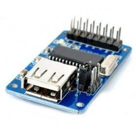 ماژول USB HOST تراشه CH375B