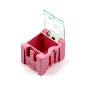 جعبه قطعات 20x25x30 SMD صورتی