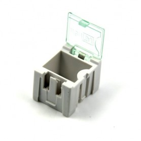 جعبه قطعات 20x25x30 SMD سفید