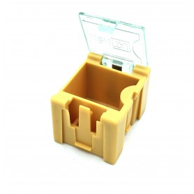 جعبه قطعات 20x25x30 SMD کرمی