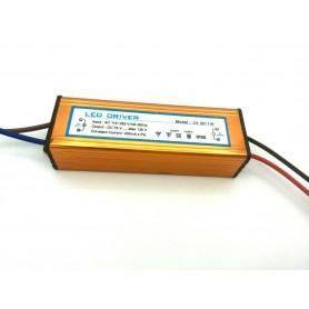 LED Driver (24-36)x1W فلزی-ضد آب