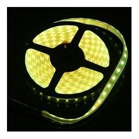 LED نواری زرد ریز 3528-2835 60Pcs رول 5متری