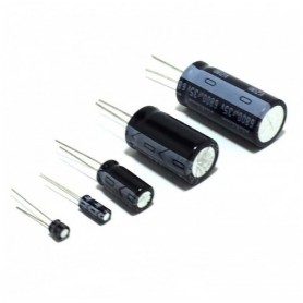 خازن الکترولیتی 2200uF / 35V