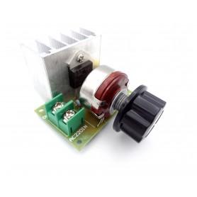 دیمر 3 کیلو وات SCR BTA41 – ولتاژ 220 ولت AC
