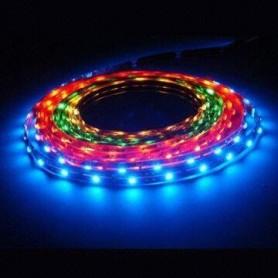 LED نواری RGB ریز 3528-2835 60Pcs رول 5متری