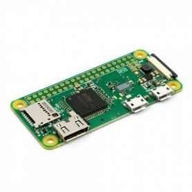 برد رزبری پای زیرو Raspberry Pi Zero W دارای بلوتوث و وایفای داخلی