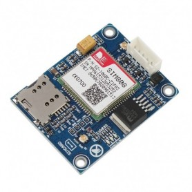 برد راه انداز GSM SIM808 با قابلیت GPRS / GPS / SMS