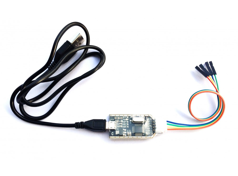 پروگرامر / دیباگر JLink OB مناسب برای میکروکنترلر های آرم