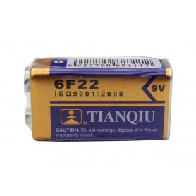 باتری کتابی 9 ولت مارک Tianqiu