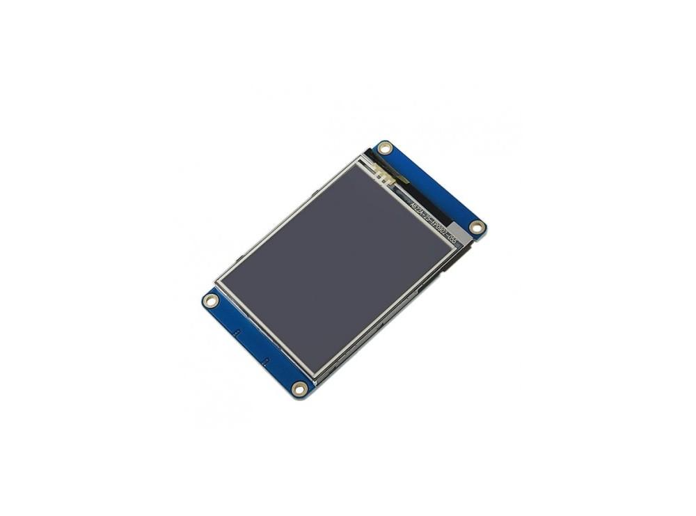 نمایشگر 2.8 اینچی فول کالر تاچ Nextion HMI دارای ارتباط سریال