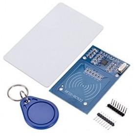 ماژول RFID با قابلیت خواندن و نوشتن RFID Reader/Writer RC522 Mifare 13.56Mhz به همراه تگ