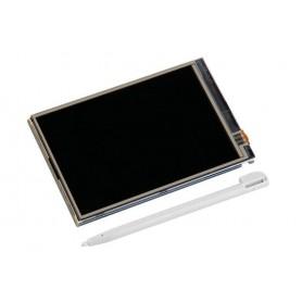 نمایشگر 3.5 اینچ مخصوص Raspberry Pi برای B وB+