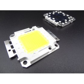 LED پاور 100W سفید مهتابی چیپ کوچک